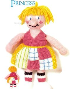 Toy Knitting Pattern ABC BOOK of KNITTED TOYS eBay