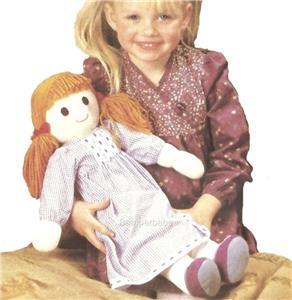 Doris Thurlow Fashions - Doll Clothes Patterns