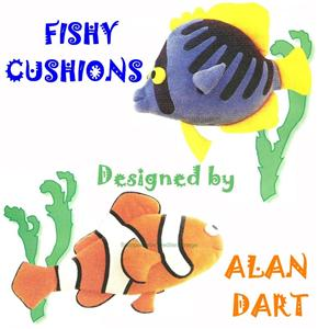 The Quilted Fish Patterns - Discount Designer Fabric - Fabric.com