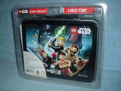 Lunchbox Ultimate Starter Kit Star Wars Lego Nintendo Ds