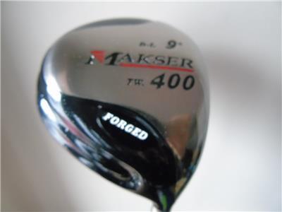 Makser golf clubs