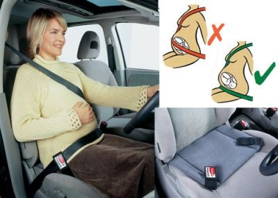 Car Seat Adapter For Pregnant