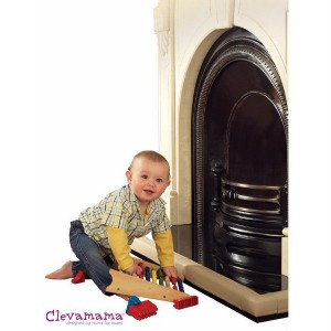 Clevamama Fireplace Edge Guard Baby Child Safety Fire