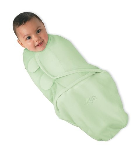 how to break baby of swaddle