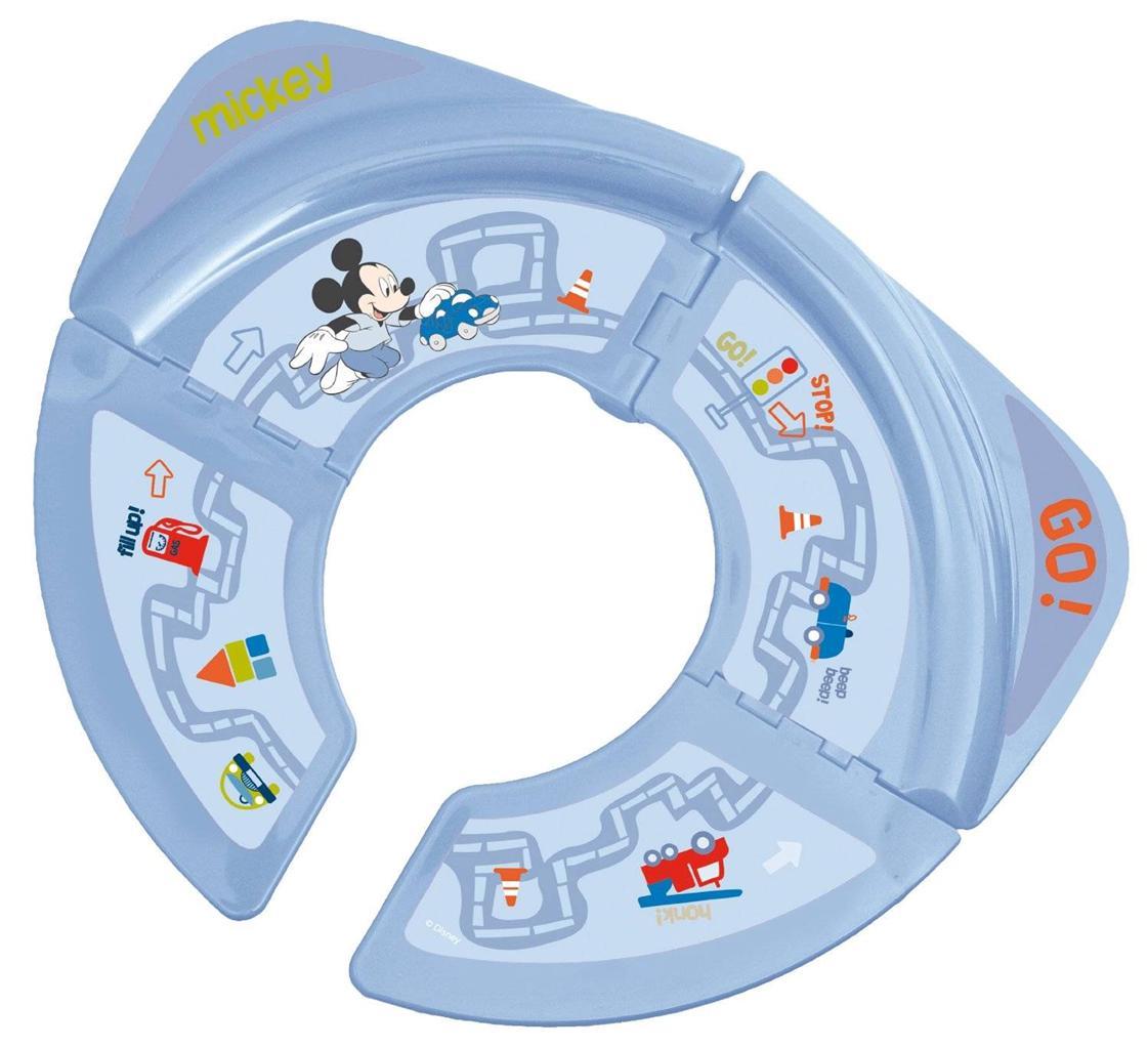 Baby-bambino-bambino-formazione-wc-pieghevole-Sedile-Vasino-portatile-da-viaggio