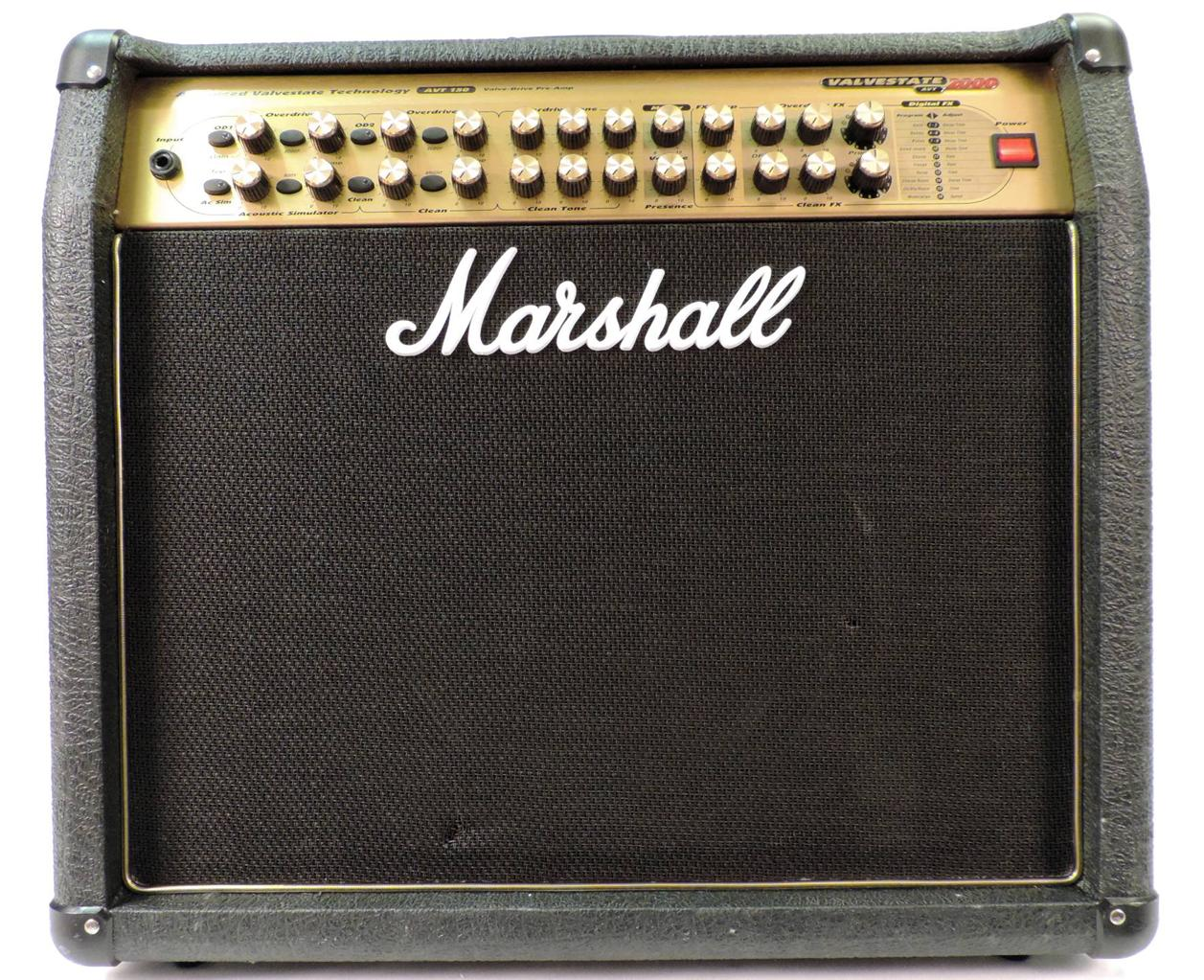 marshall valvestate 2000 avt 100 manual