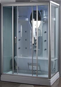 1400x900 2 Person Thermostatic Steam Shower Room Cabin Ebay