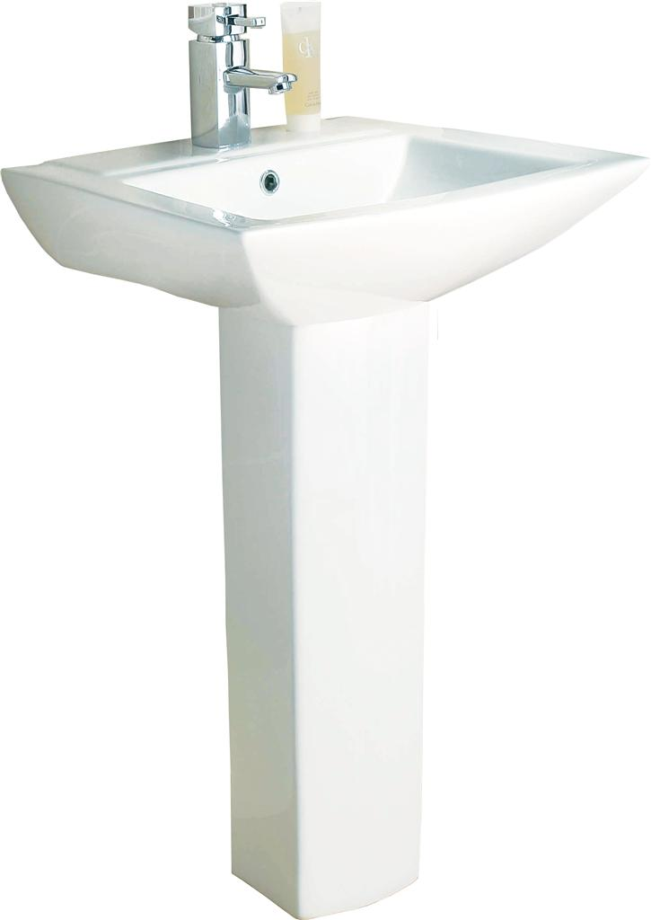 Sorea cube bathroom suite white bath toilet sink basin for Bath sink and toilet packages