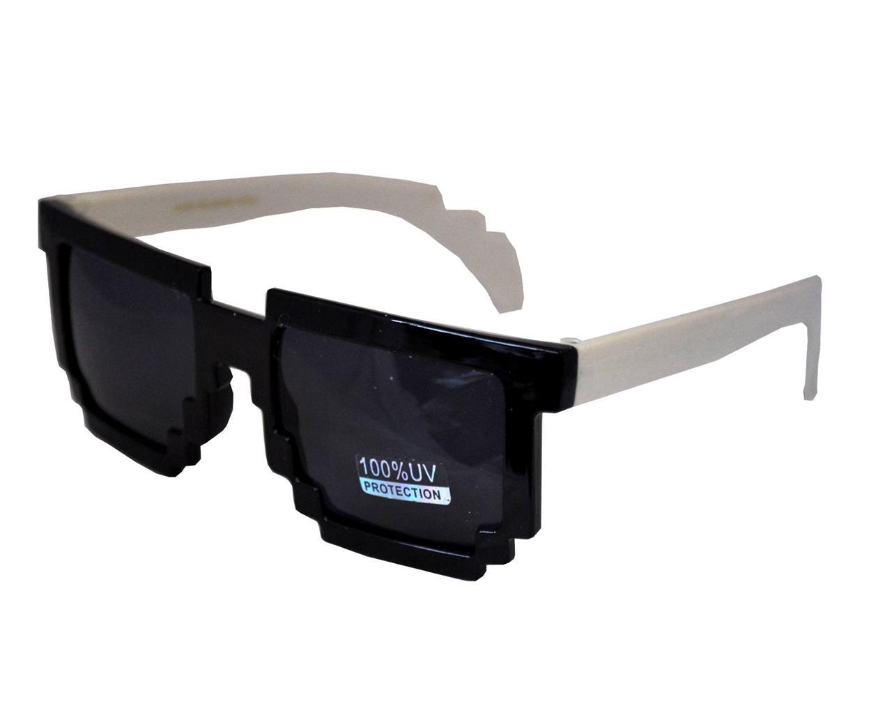 nerd sonnenbrille im wayfarer stil retro vintage brille. Black Bedroom Furniture Sets. Home Design Ideas