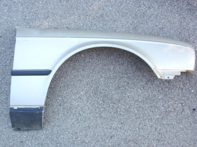 Multiple coupe/sedan fenders from $40, This convertible right fender for $75