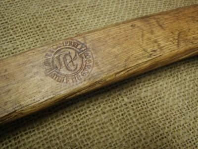 Vintage Lowe Campbell Wooden Hockey Stick Antique Old | eBay