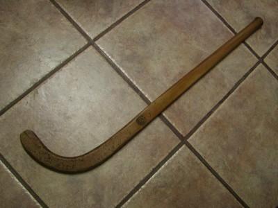 Vintage Lowe & Campbell Wooden Hockey Stick Antique Old | eBay