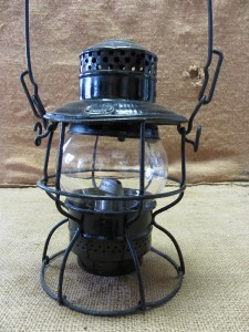 Rock Island Railroad Lantern
