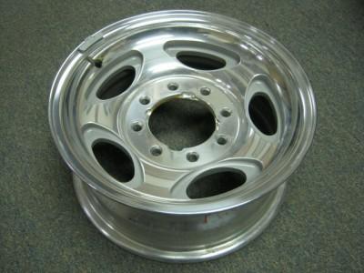 """07 12 Ford Econoline Van 16"""" x 7"""" 8 Lug Aluminum Wheel"""