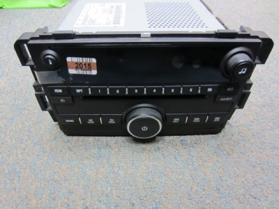 "07 12 Chevy Silverado GMC Sierra Express Van Truck Delco CD Player Radio ""U1C"""