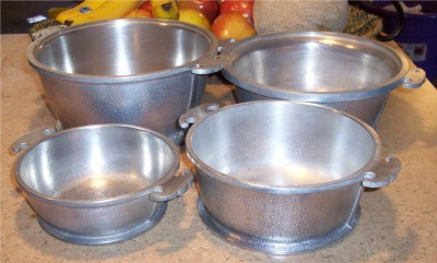 how to clean guardian service cookware
