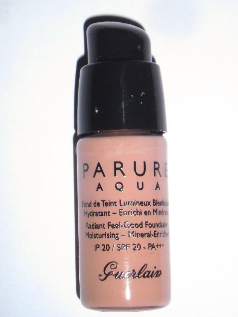 Guerlain-Parure-Aqua-15ml-foundation-pumps-Various-Shades