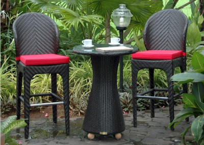 Furniture Stores on Astoria Rattan Outdoor Patio Pool Bar Furniture