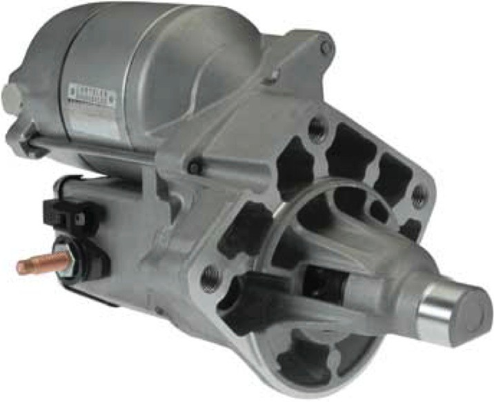Starter motor 04 06 chrysler pacifica 05 town country van for Town country motors