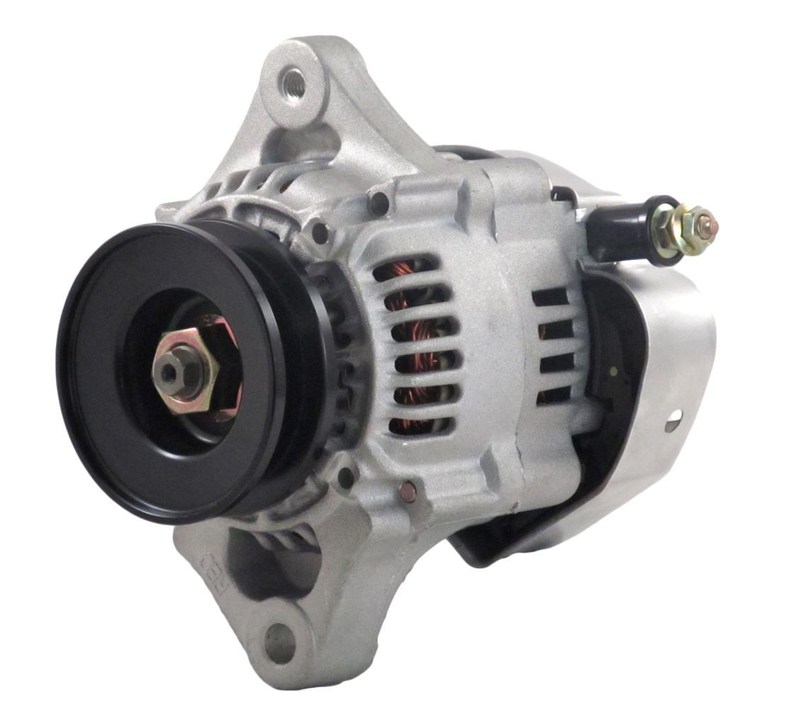 New 40 Amp Chevy Mini Alternator 8162 Type Denso Street