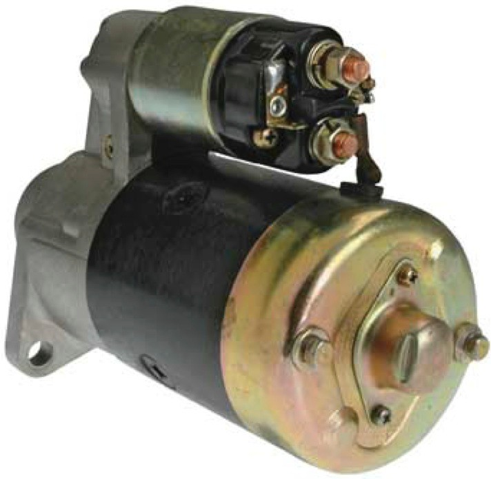 new starter motor fits toyota lift truck fgl 23 fgl 25 4p toyota cars starter motors
