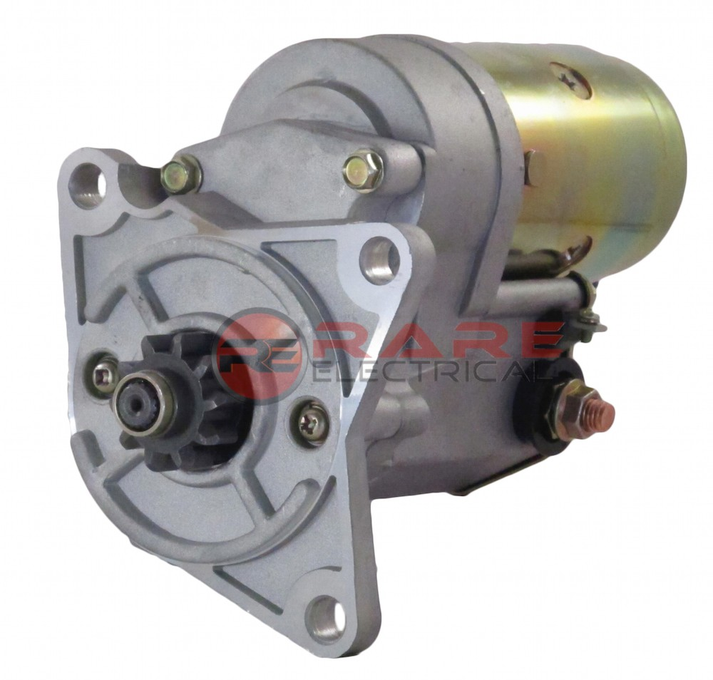 Ford Tractor Starters : Gear reduction starter motor ford tractor