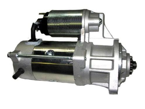 New gear reduction starter motor kioti dk35 tractor for Gear reduction starter motor