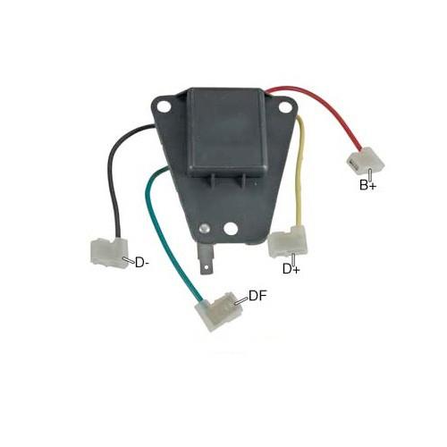 Voltage Regulator 24 : New volt lucas cav voltage regulator