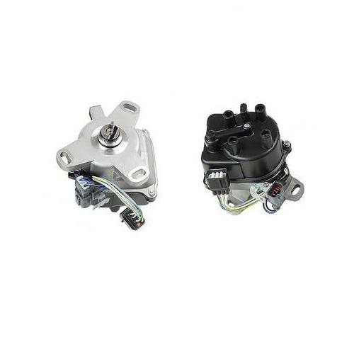 Rareelectrical NEW DISTRIBUTOR HONDA CIVIC DEL SOL SI COUPE VTEC 1.6L 31-17407 84-17407 690-104 at Sears.com