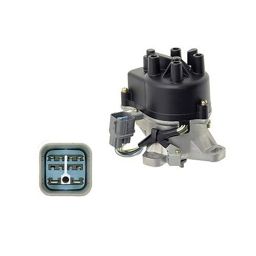 Rareelectrical NEW DISTRIBUTOR HONDA CIVIC DEL SOL 1996 1997 VTEC COUPE 1.6L 31-17408 84-17408 at Sears.com