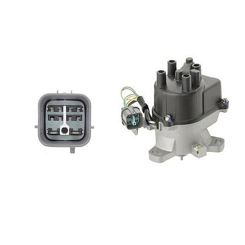Rareelectrical NEW DISTRIBUTOR HONDA CIVIC 1996 1997 1998 1.6L 30100P2EA01 31-17420 84-17420 at Sears.com
