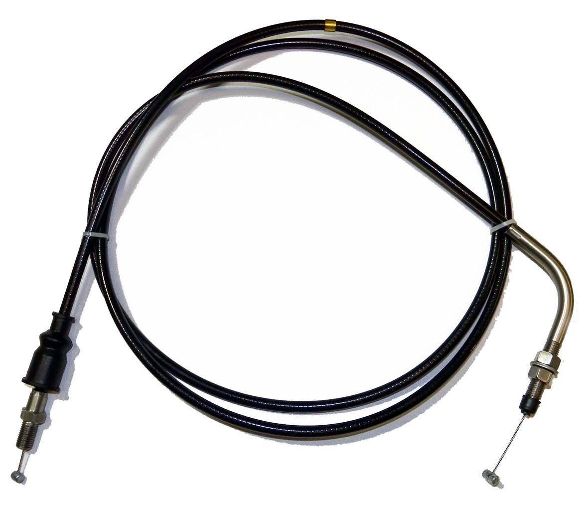 new throttle cable kawasaki pwc 1989 1990 ts 650cc 54012