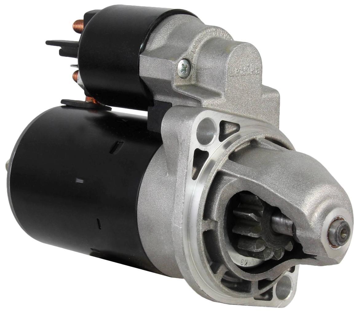 New Gear Reduction Starter 75 86 Bukh Marine Diesel Dv10