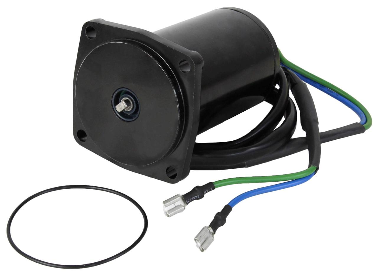 New 12v tilt trim motor suzuki marine df40tl df50 df50qh for Tilt trim motor not working
