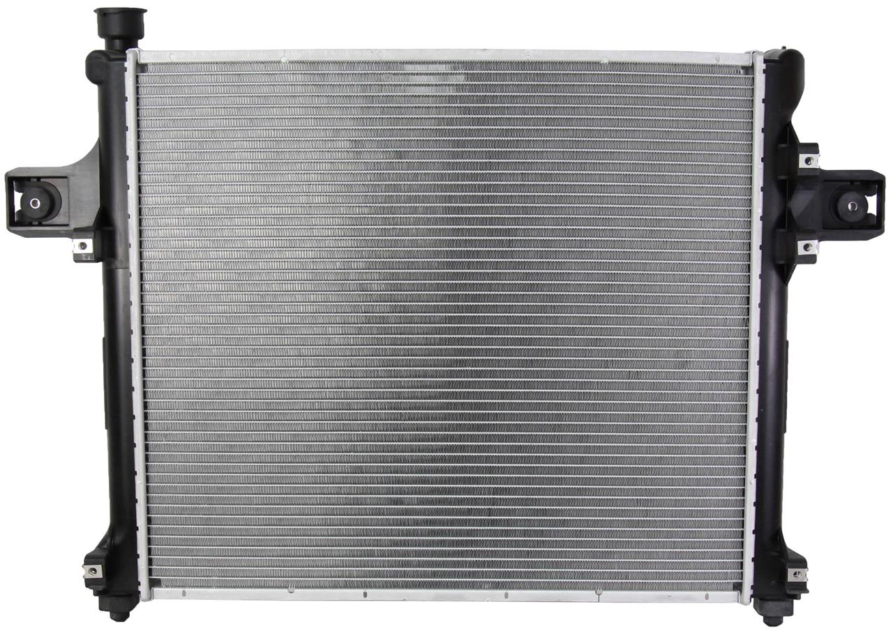 how to change radiator in 2005 jeep grand cherokee
