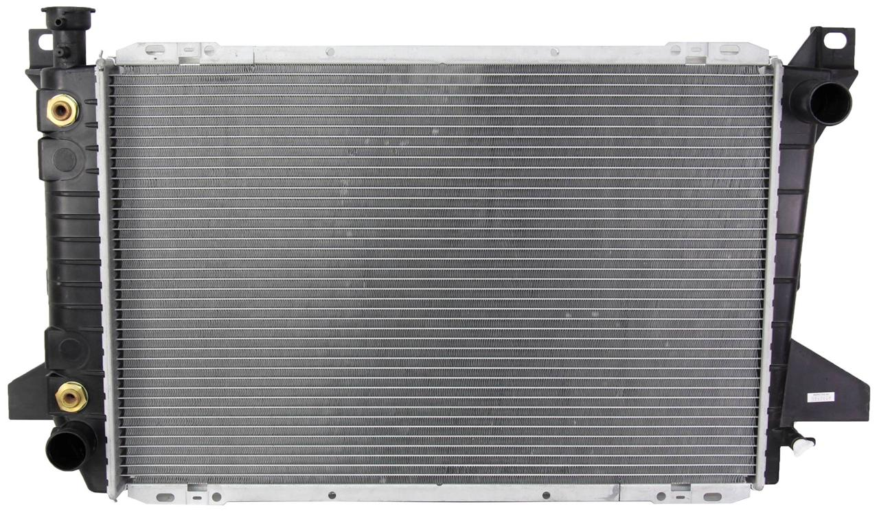 New Radiator Assembly Fits Ford Bronco F150 F250 F350 F450