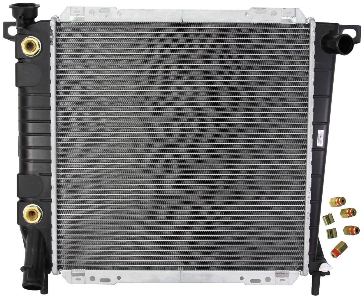 radiator assembly fits ford explorer    ranger    fotzea ebay