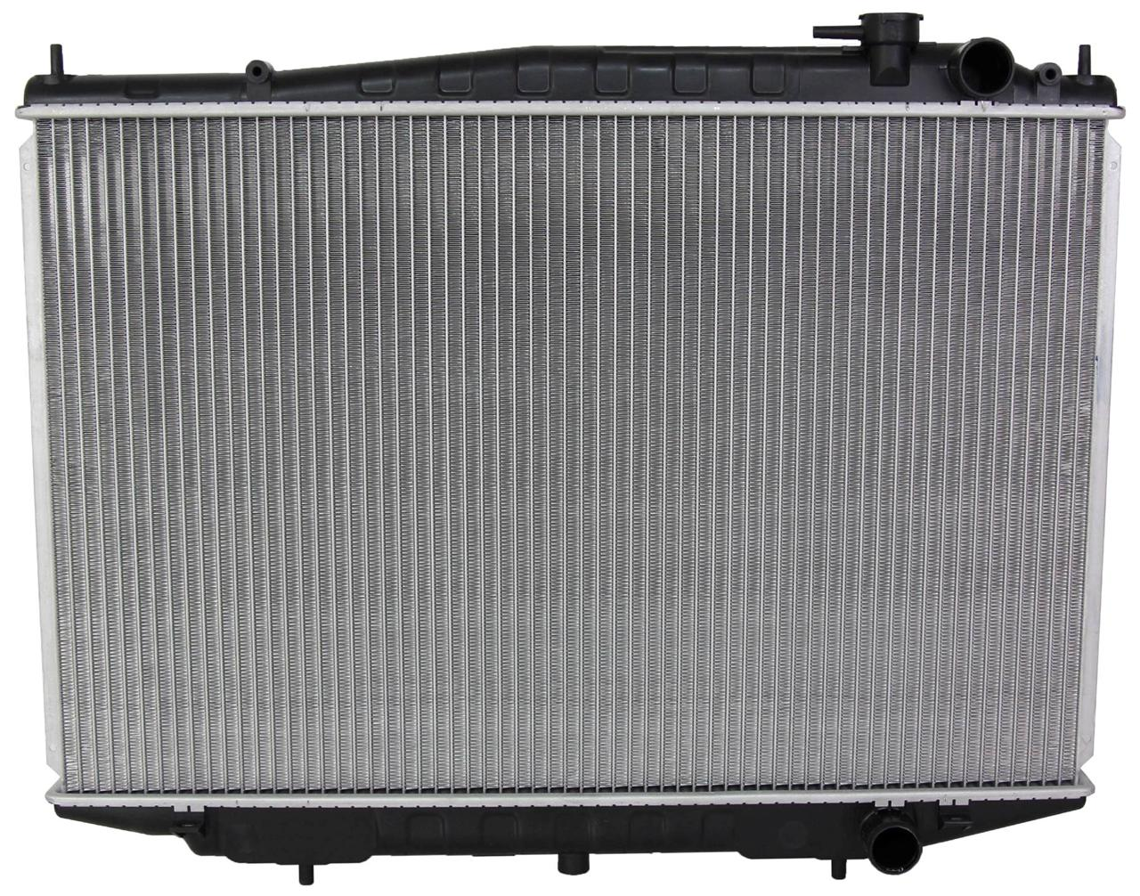 New Radiator Assembly Fits Nissan Frontier Xterra 2 4l 3