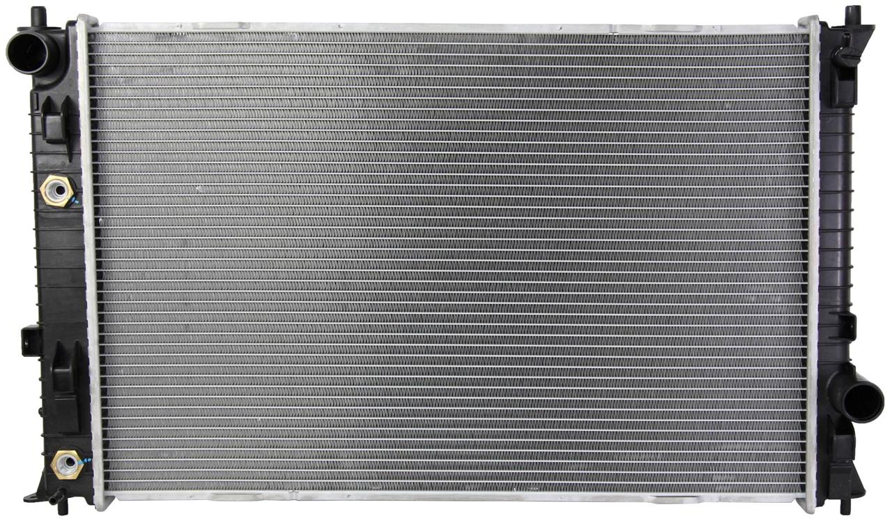 New Radiator Assembly Fits Ford Fusion 2 5l 3 0l 2010 2012