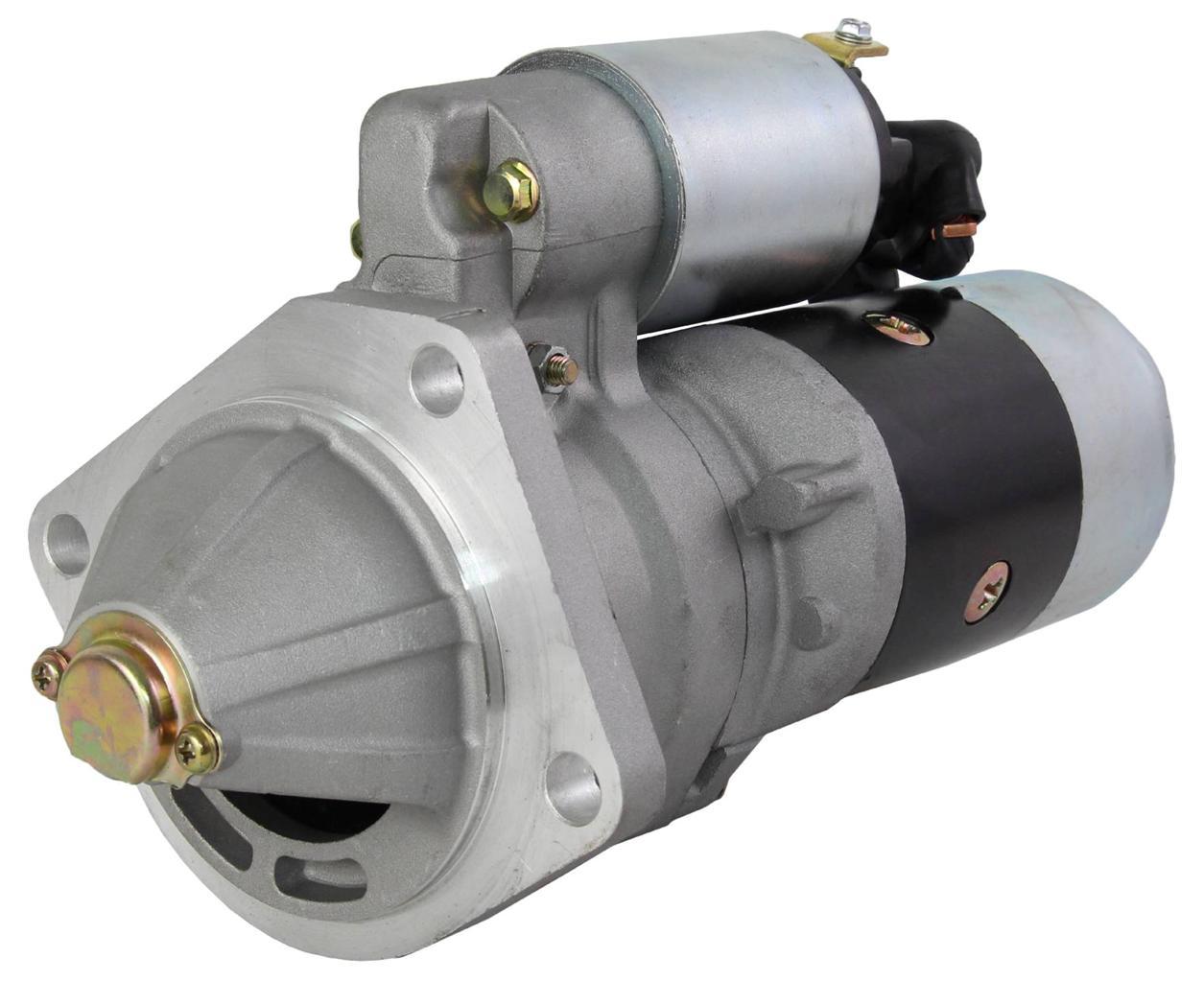 New 24v gear reduction starter motor fits nissan lift for Gear reduction starter motor