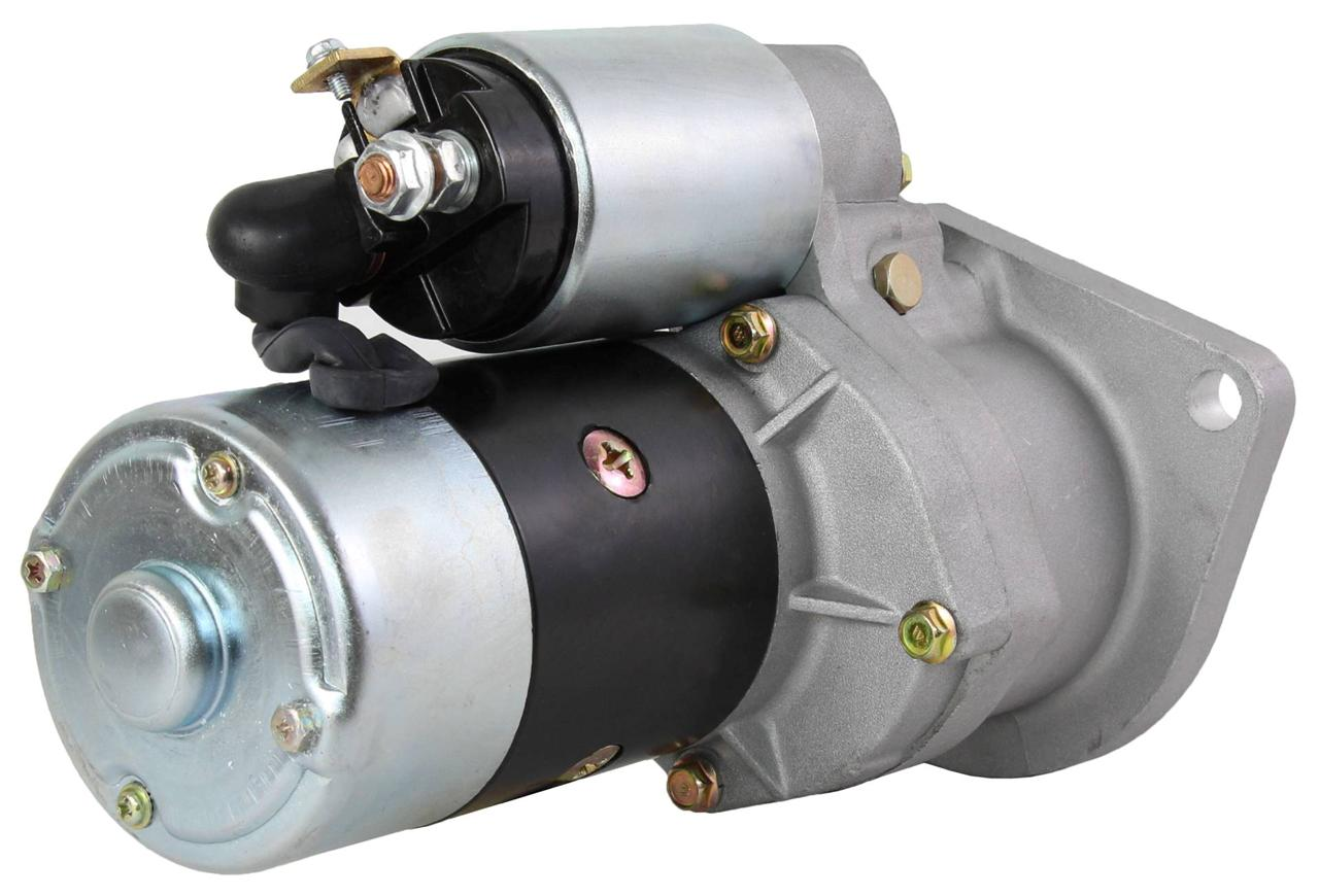 New 24v gear reduction starter fits nissan lift truck for Gear reduction starter motor