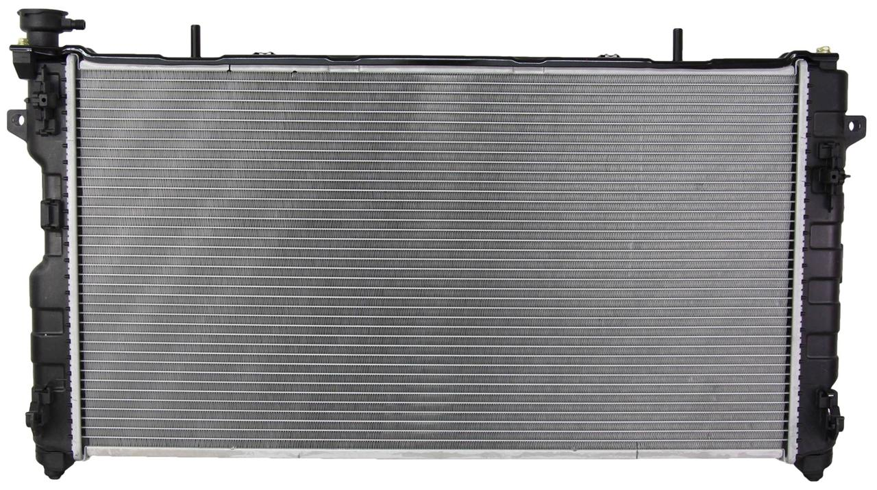 new radiator assembly fit dodge grand caravan 2005 2006 2007 ch3010313 4677692aa ebay. Black Bedroom Furniture Sets. Home Design Ideas