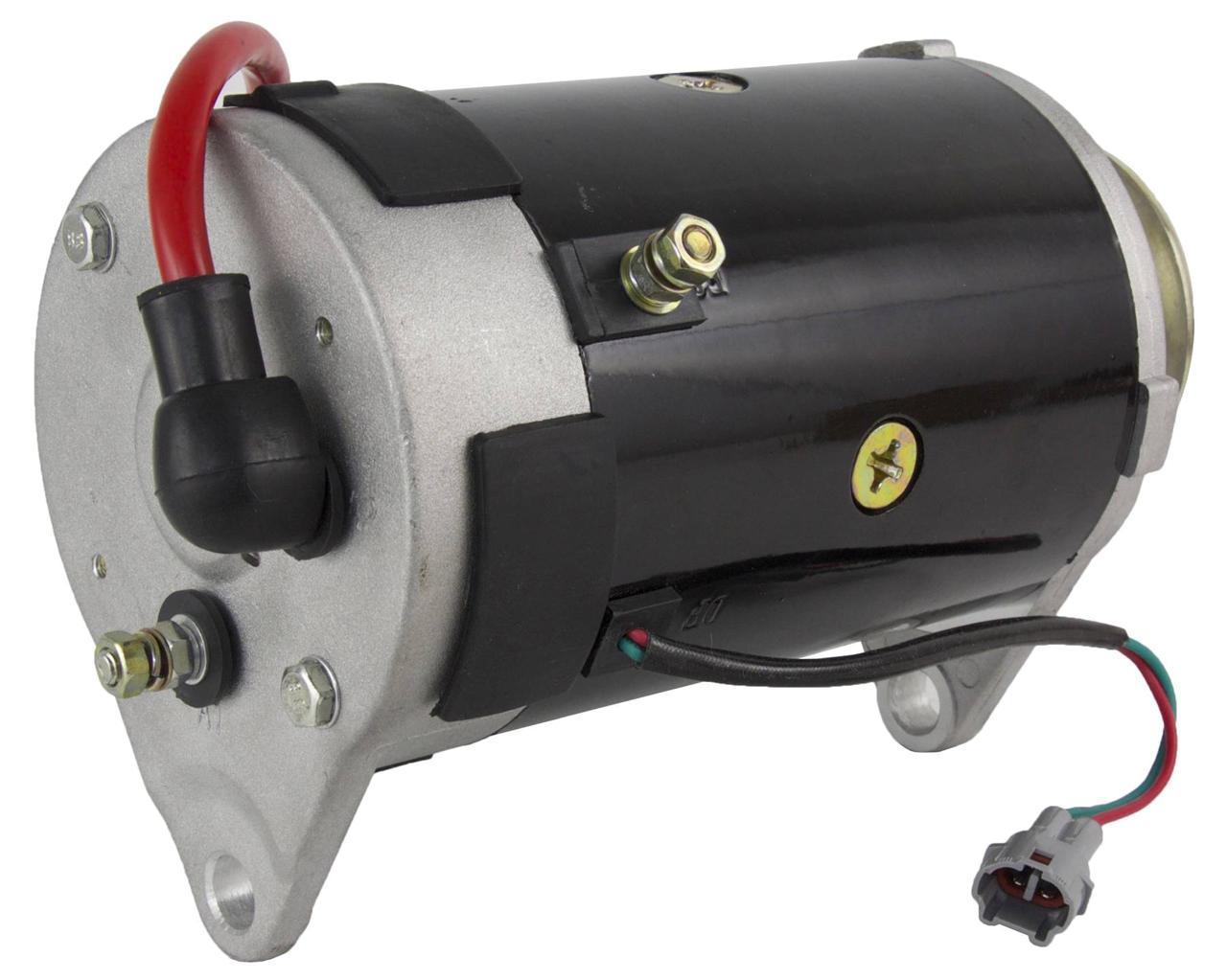 Starter Generator Yamaha Golf Cart G16
