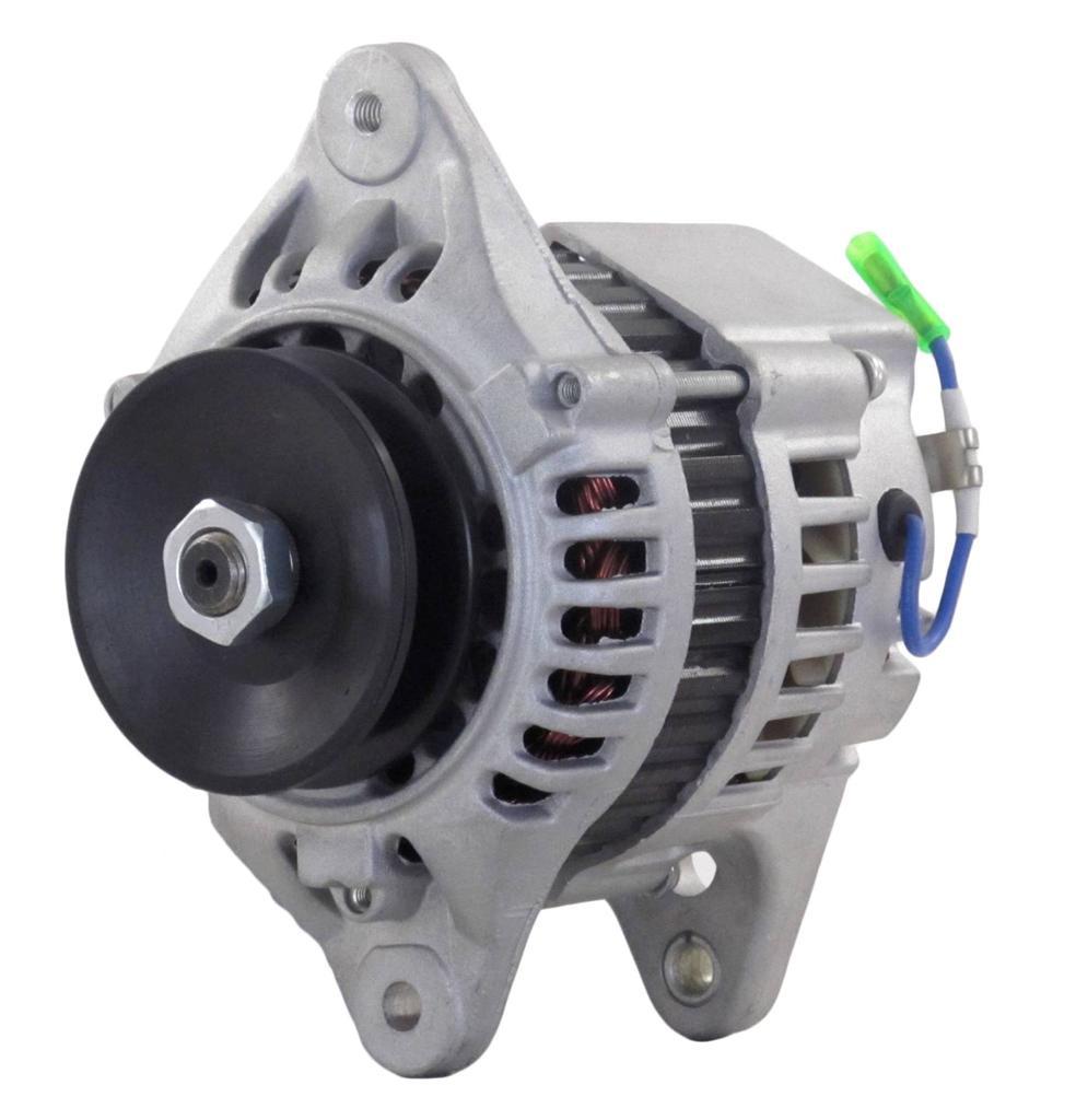 Yanmar Tractor Voltage Regulator : Alternator yanmar marine engine tne diesel ebay