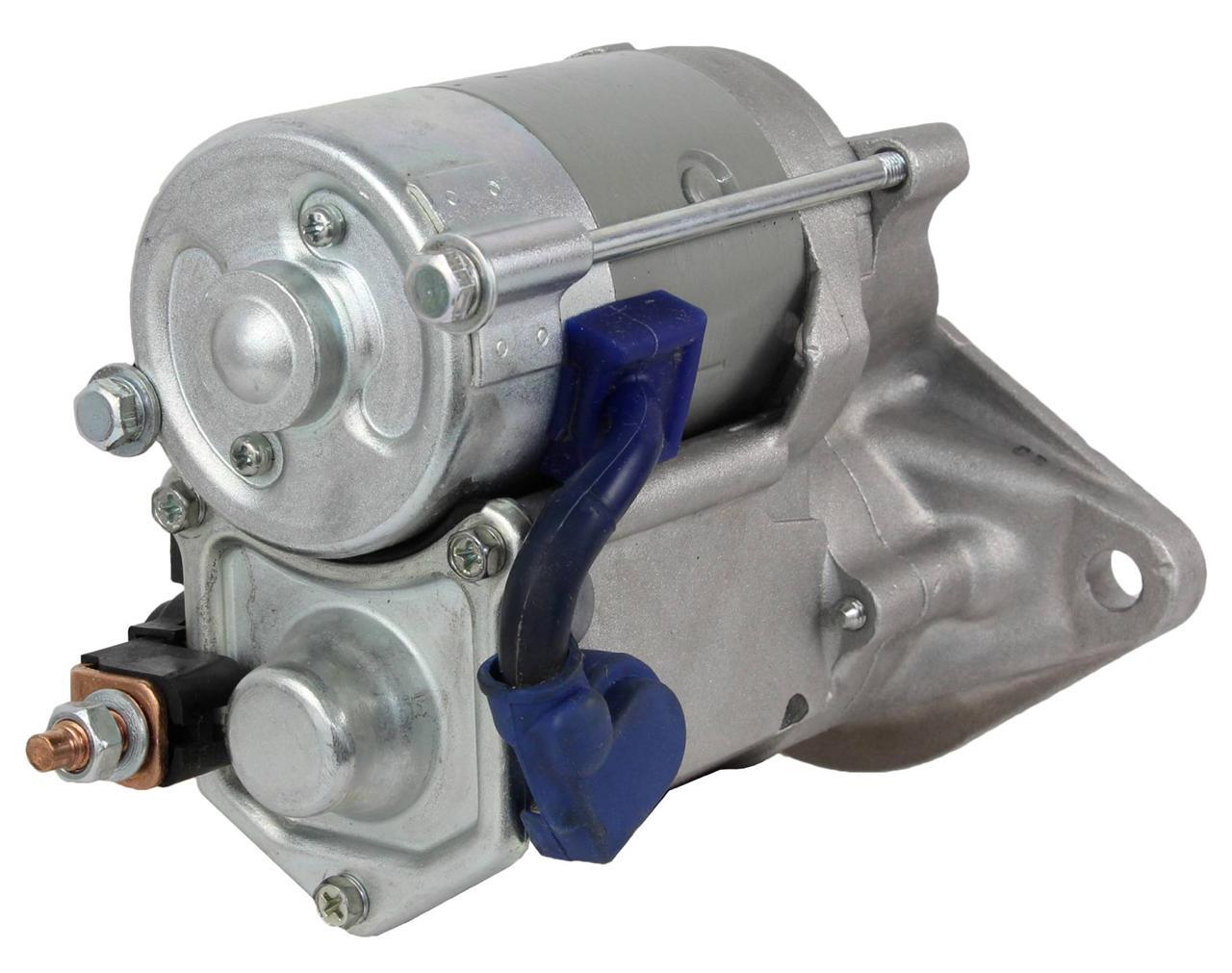 New Gear Reduction Starter Motor Triumph Gt6 Tr250