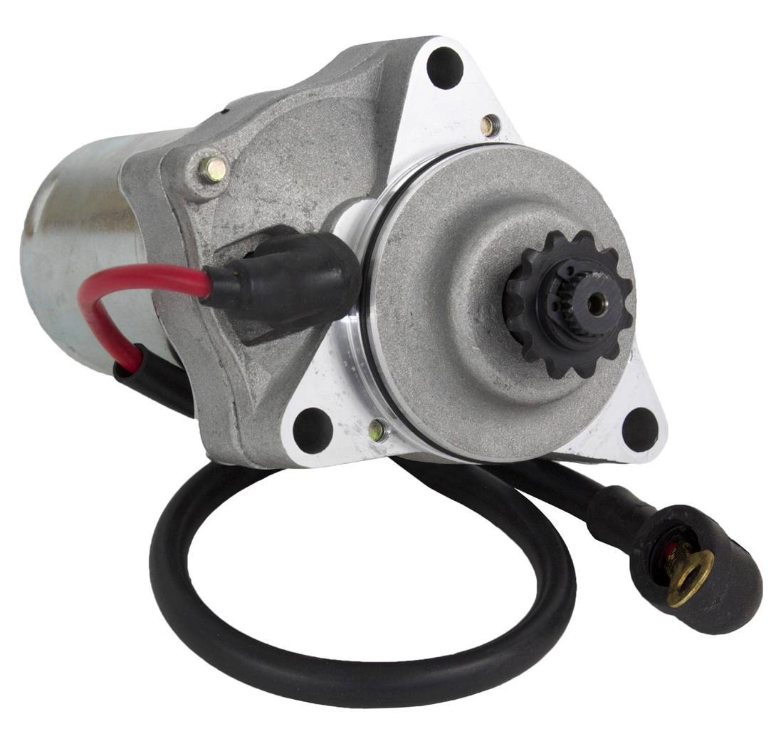 New Ccw Starter Motor Redcat Motors Atv Kmx