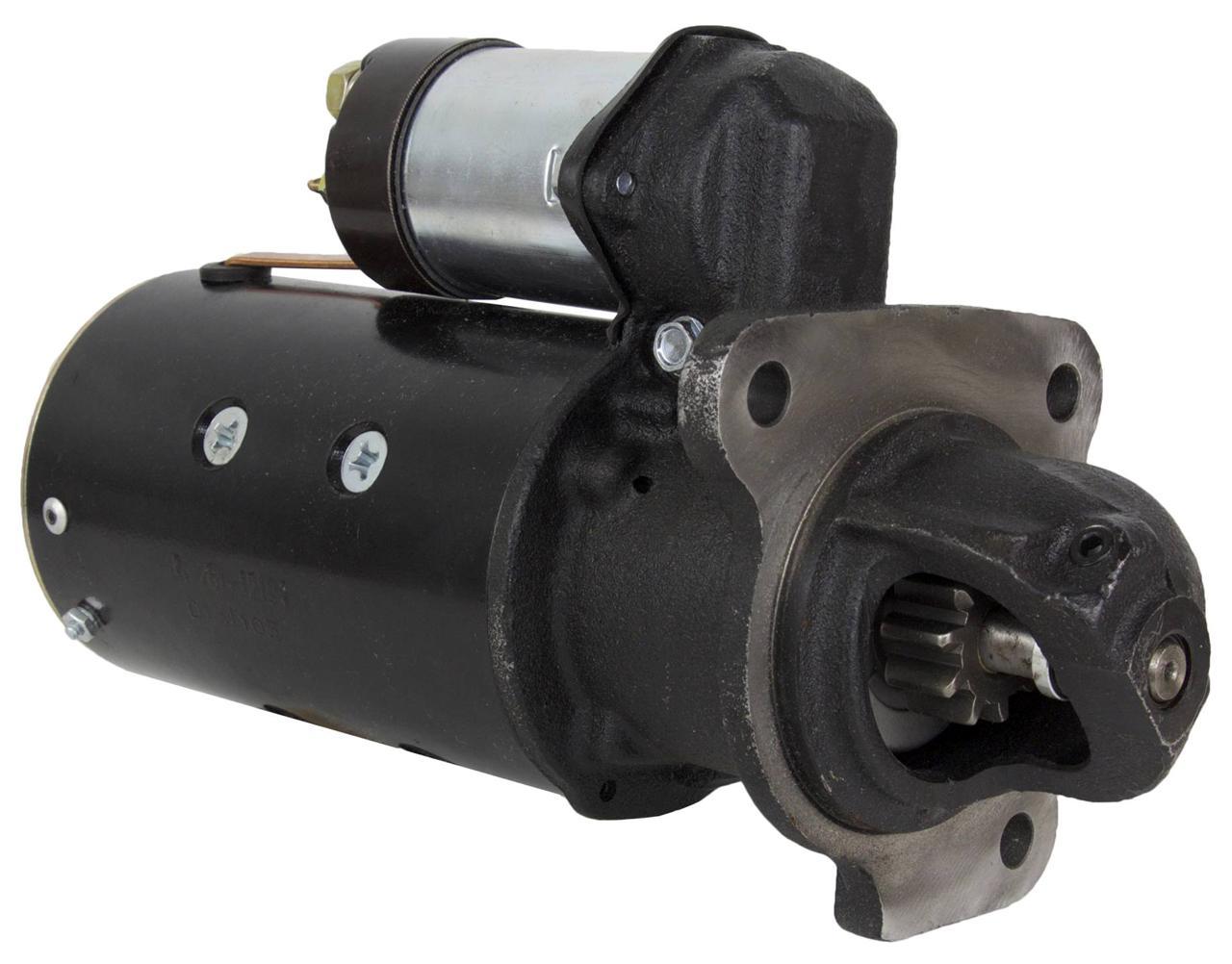 Massey Ferguson 135 Starter : New starter motor fits massey ferguson forklift mf