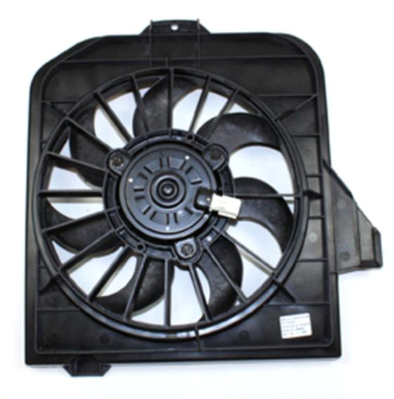 NEW A/C CONDENSER FAN FITS CHRYSLER TOWN & COUNTRY GRAND