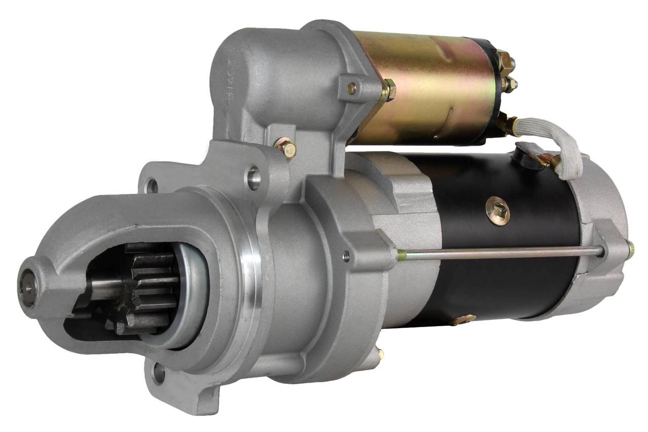 New Starter Motor Perkins Marine Engine Diesel 10465048