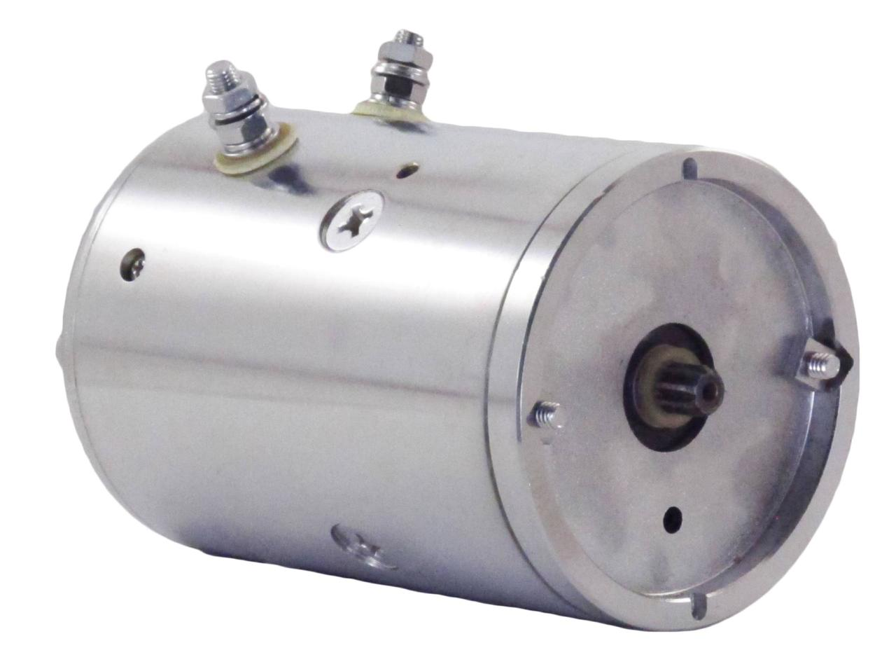 New 12v dc motor hydros low rider competition chrome for Hydraulic motor low rpm